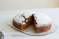 Aquafaba Carrot Cake [Vegan!], www.imogenmolly.co.uk