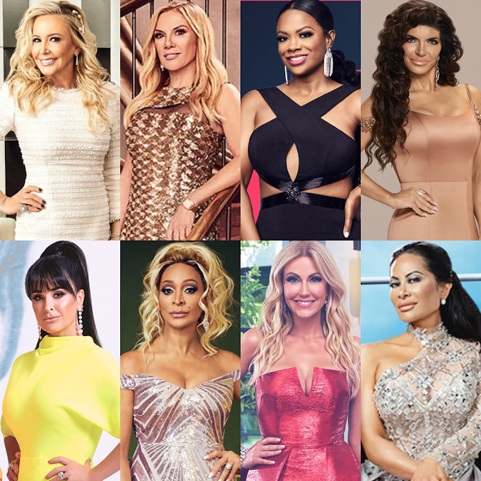 New Details Emerge About Peacock's Upcoming 'Real Housewives' Mashup Series!
