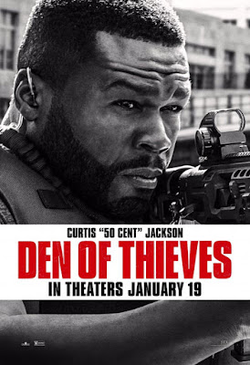 50 Cent - Den of Thieves (2018)