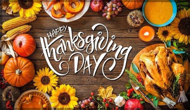 Thanksgiving day Wallpaper 2018