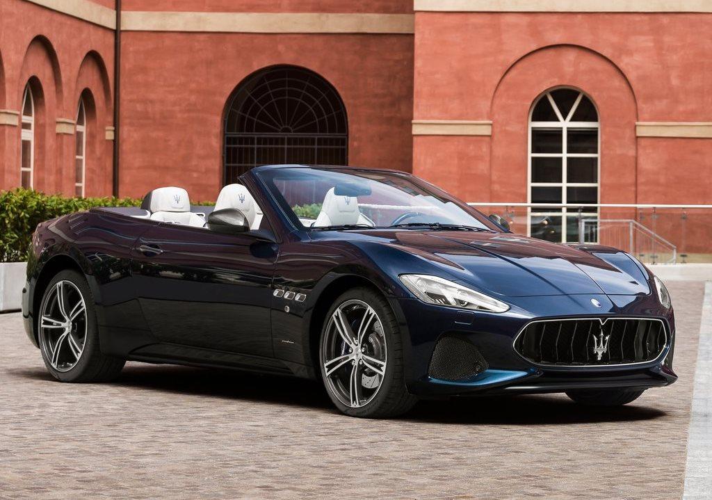 2018 Maserati Grancabrio Autolibs