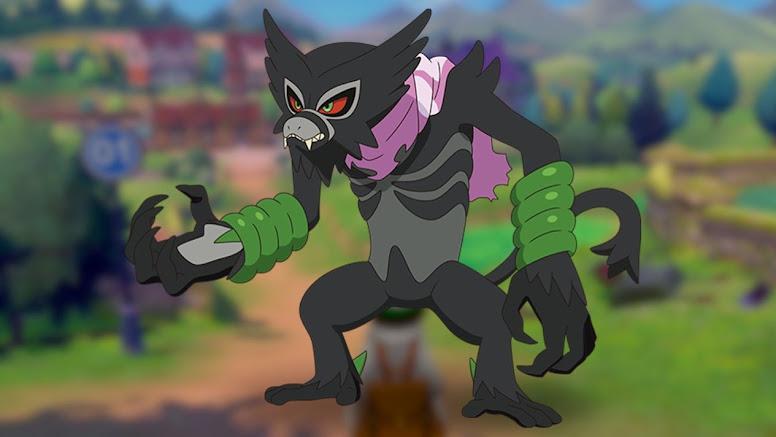 Pokémon Zarude Dada