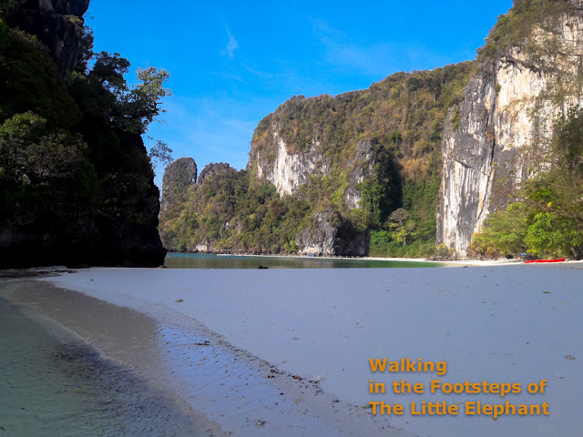 Traveling in Krabi, Thailand