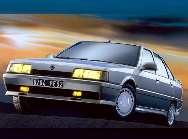 cruiser cl sicos en escala 1 43 renault 21 2l turbo 1988. Black Bedroom Furniture Sets. Home Design Ideas