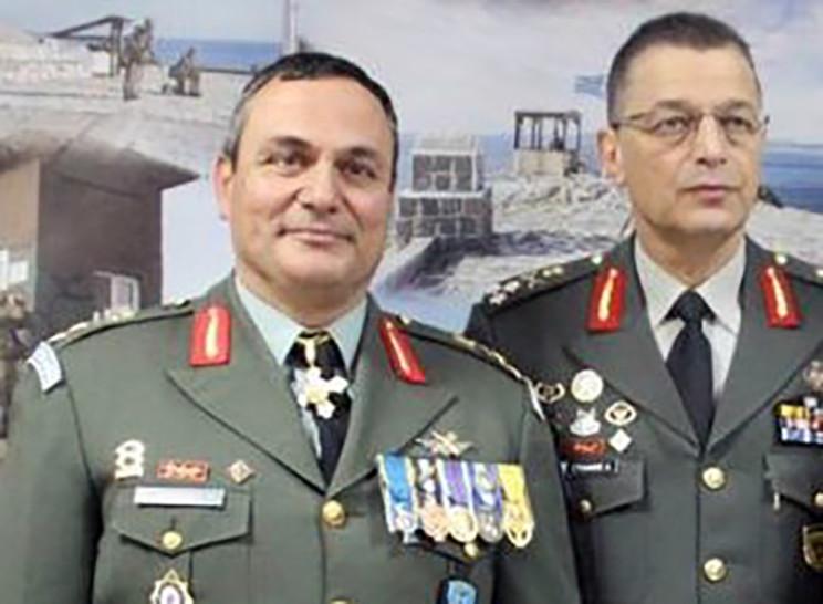Ο Στρατηγός Γρηγόρης Ρουμάνης Διοικητής του Γενικού Νοσοκομείου Ρόδου