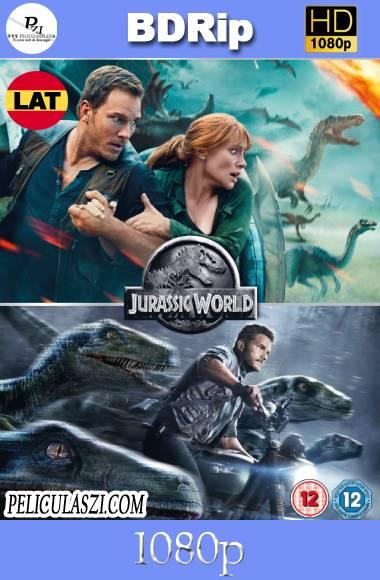 Jurassic World: 1&2 (2015-2018) HD BDRip 1080p Dual-Latino