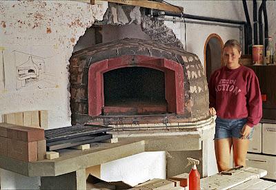 FornoCàRossa: Forno a legna Cà Rossa - Strozza BG