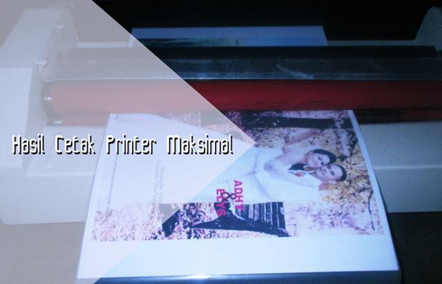 Mendapatkan Hasil Cetak Printer Maksimal