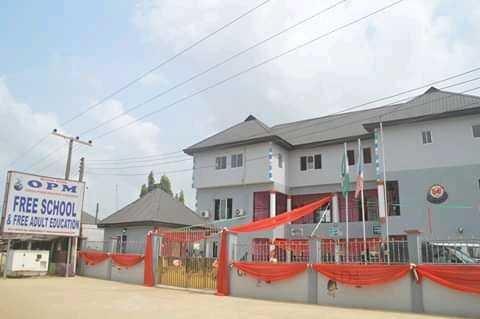 Giving 45,000 Nigerian Children Quality Education via OPM Free Schools
