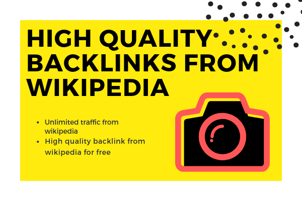 How to Get High Quality Backlinks from Wikipedia for Free