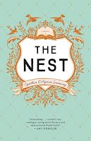 The Next by Cynthis D'Aprix Sweeney book cover and review