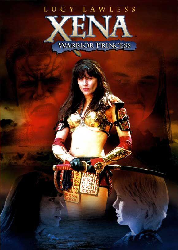 Xena, la princesa guerrera Serie Completa Latino