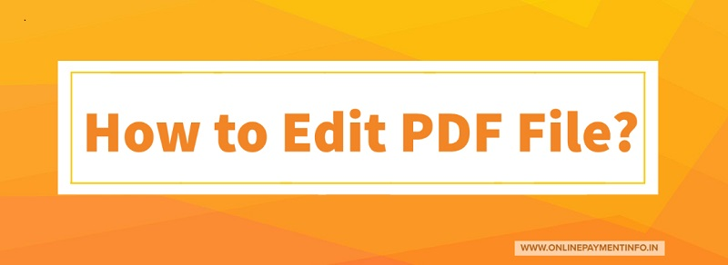 how to edit pdf file in phone free