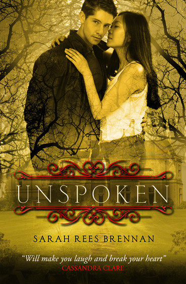 Daisy Chain Book Reviews Uk Cover Alerts Unspoken By Sarah Rees
