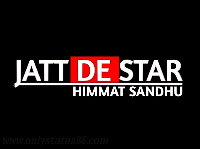 Jatt De Star Himmat Sandhu