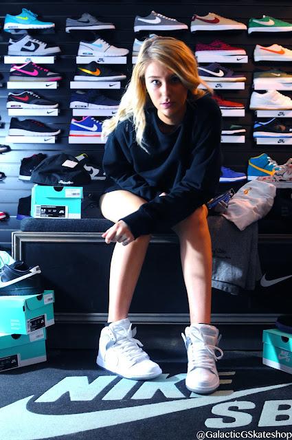 hannah hipley model nike sb shoes orlando skateshop