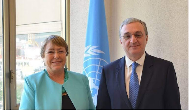 ONU promete apoyo a Armenia en implementación de reformas