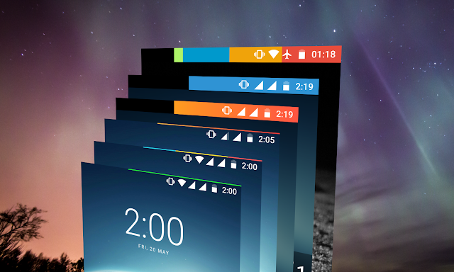 Energy Bar Curved Edition for Galaxy S8S9 APK
