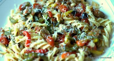Mess Makes Food: Colourful Fusilli