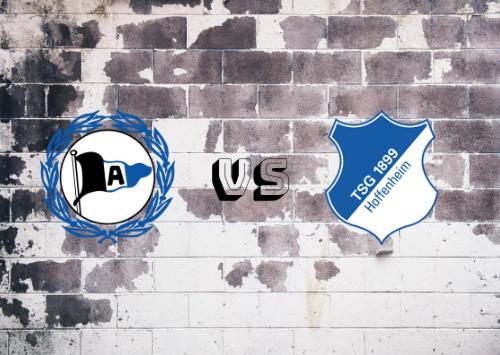 Arminia Bielefeld vs Hoffenheim  Resumen