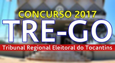 Concurso TRE-TO 2017