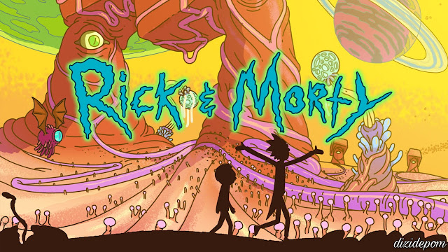 Rick and Morty Dizisi İndir