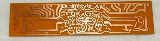 Apex Power Amplifier PCB Layout