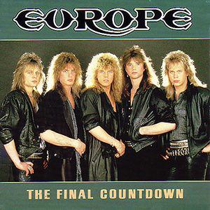 Tono Final Countdown: portada del siglo de Europe