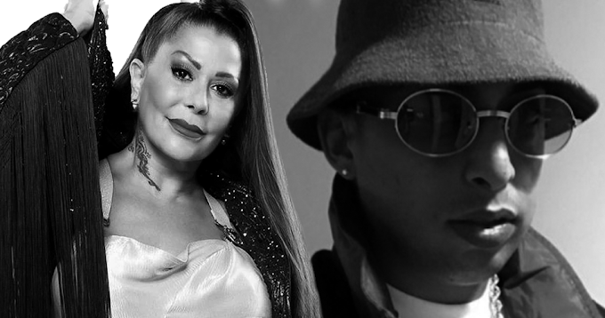 """""""Vive y deja vivir"""" la inesperada colaboración entre Alejandra Guzmán y Ñengo Flow"""