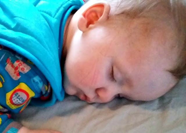 Our Sleep Routine with JOHNSON'S® Bedtime Baby