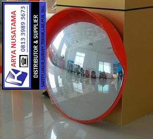 Jual Kaca Cembung Outdoor Convex Mirror 80cm di Banten