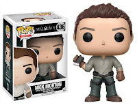 Funko Pop! Nick Morton