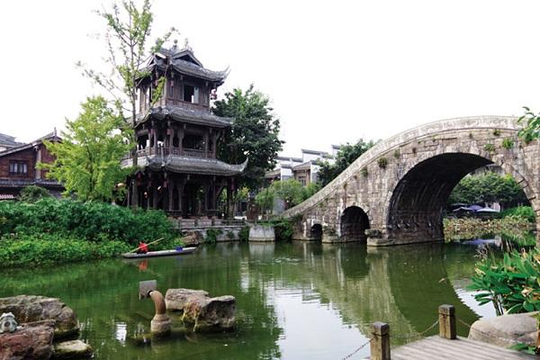 Cổ trấn Hoàng Long Khê