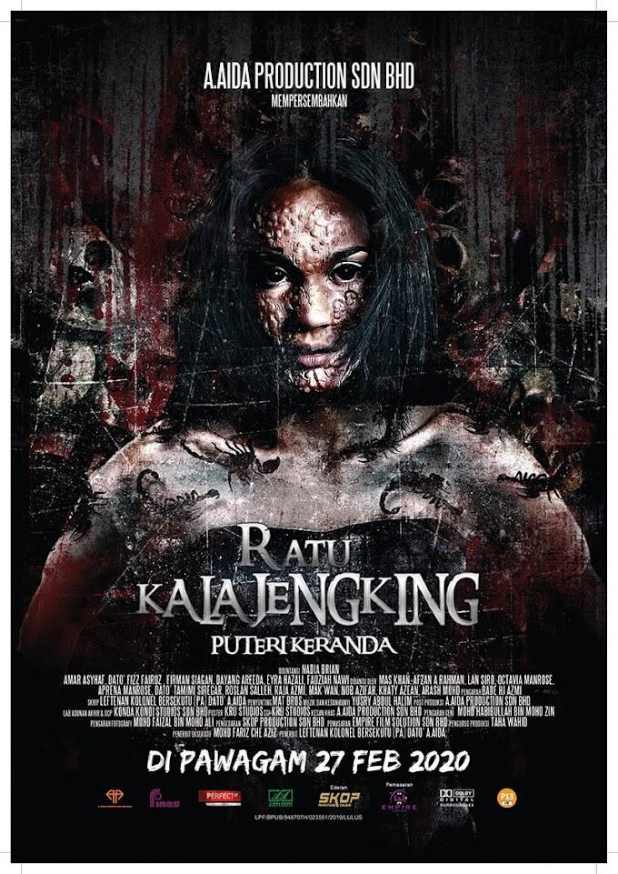 Sinopsis Filem Ratu Kala Jengking Lakonan Nadia Brian