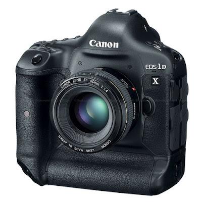 Canon EOS-1D X DSLRフルドライバーをダウンロード