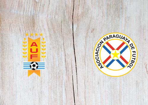 Uruguay vs Paraguay -Highlights 04 June 2021