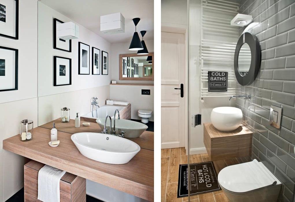 Projekt Nowe Mieszkanie Nasza łazienka Bajkowe Wnętrza