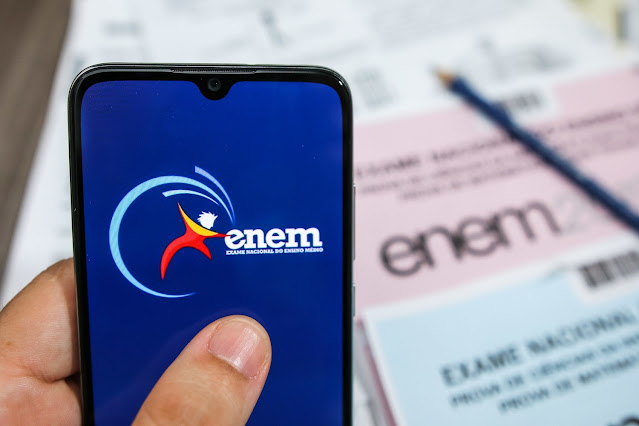 5,7 milhões de estudantes podem acessar cartão do ENEM a partir de hoje (05)