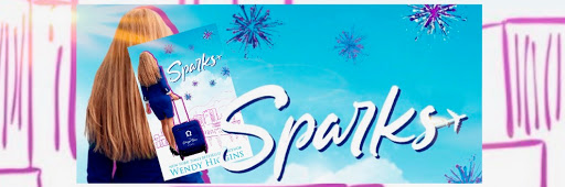 {Release Day Blitz} Sparks by Wendy Higgins