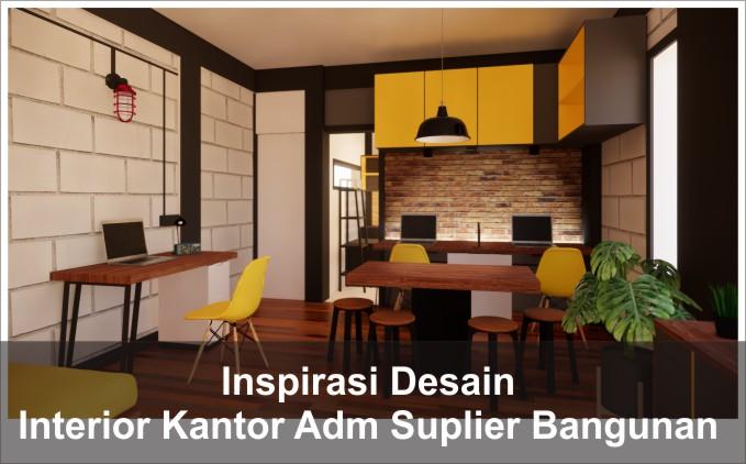 desain interior kantor cv setia