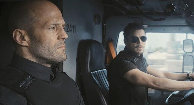 Jason Statham y Josh Hartnett. Fotograma de Miramax.