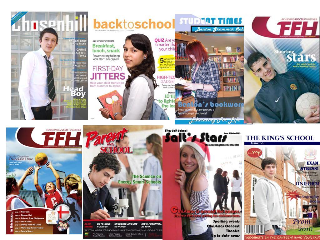 Tina S Magazine Blog Examples Of School Magazines