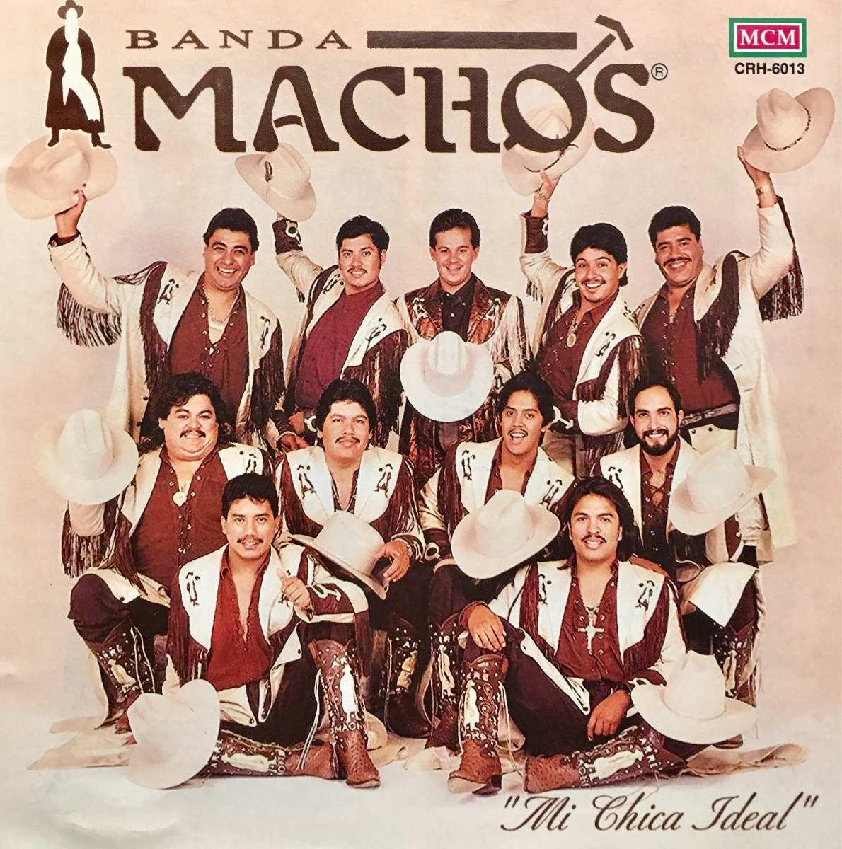 Banda Cumbia Mix Oldies '90 Banda Machos & Banda Maguey ...