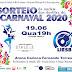 Liesb sorteia ordem dos desfiles do Carnaval 2020 na próxima quarta