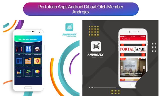 Cara Membuat Aplikasi Android Di HP Aplikasi IOS Sederhana Tanpa Coding Cocok Untuk Pemula Android Studio Sederhana