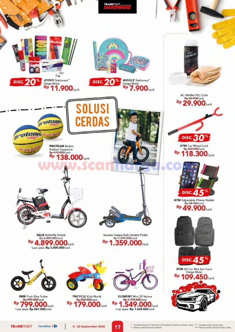 Katalog Promo Carrefour 9 - 22 September 2020 17