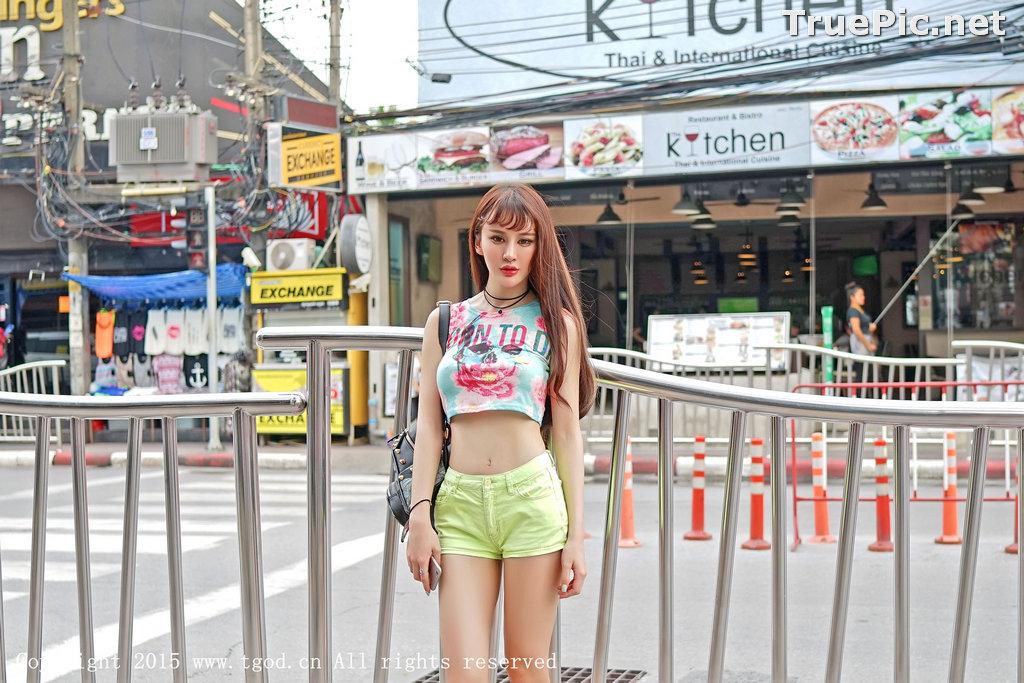 Image TGOD 2015-12-03 - Chinese Model - Cheryl (青树) - TruePic.net - Picture-2