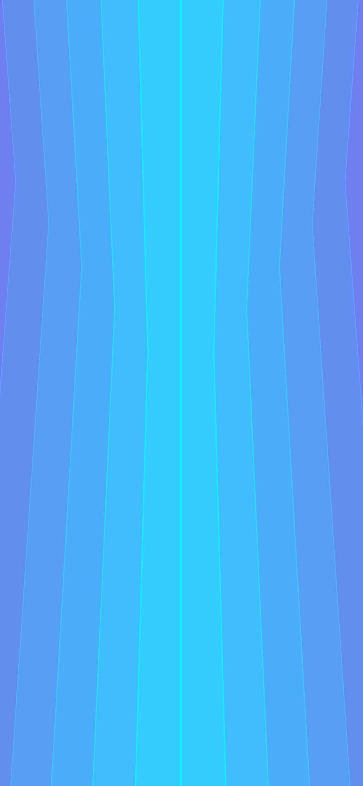cool phone wallpaper gradient blue neon