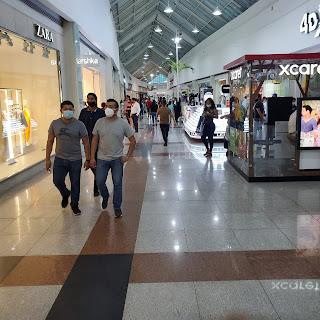 Americana Mall in Cancun Mexico