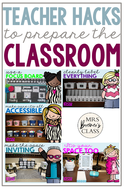 These five keys are important to keep top of mind as you set up your classroom for the new school year.